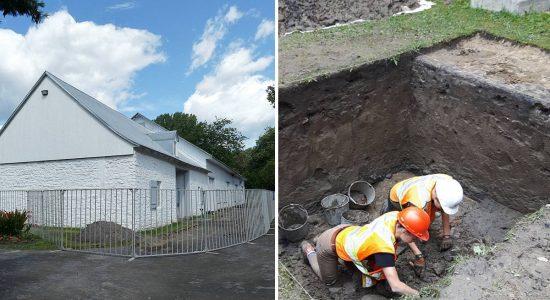 Mois de l'archéologie : des visites à Maizerets et à l'Hôpital général de Québec - Jean Cazes
