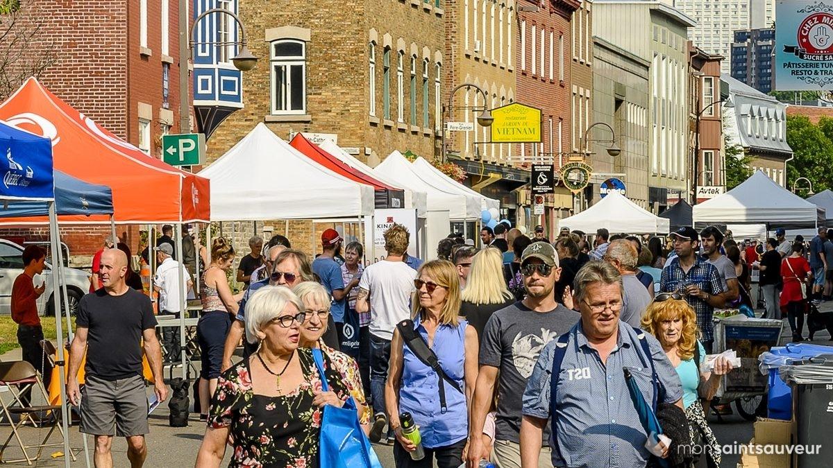 Saint-Sauveur en fête: célébrer la richesse du quartier | 20 août 2019 | Article par Amélie Légaré