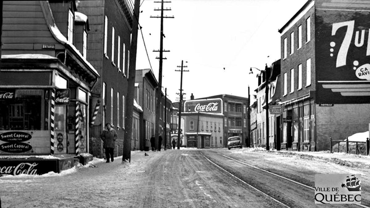 Saint-Sauveur dans les années 1940 (27) : rue Saint-Vallier Ouest | 2 février 2020 | Article par Jean Cazes