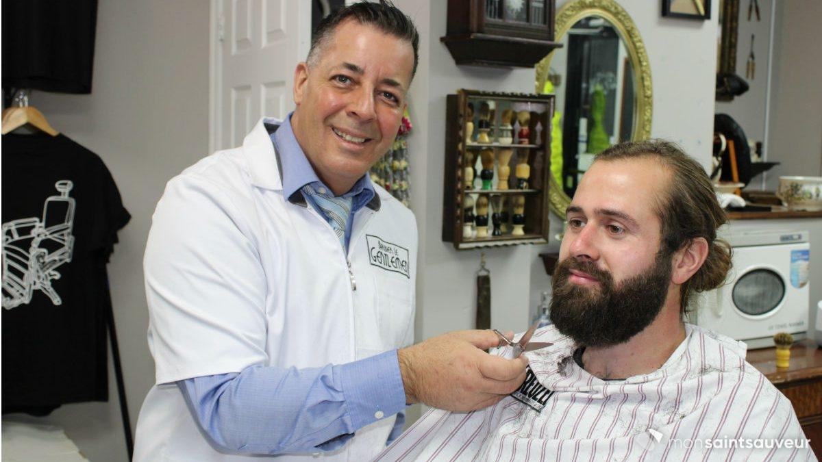 Un barbier-formateur dans Saint-Sauveur | 14 novembre 2019 | Article par Véronique Demers