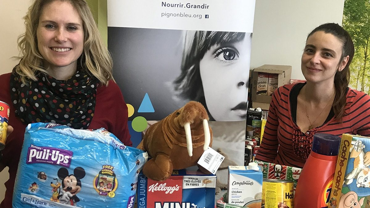 15e Opération Paniers de Noël : des besoins croissants | 18 décembre 2019 | Article par Suzie Genest