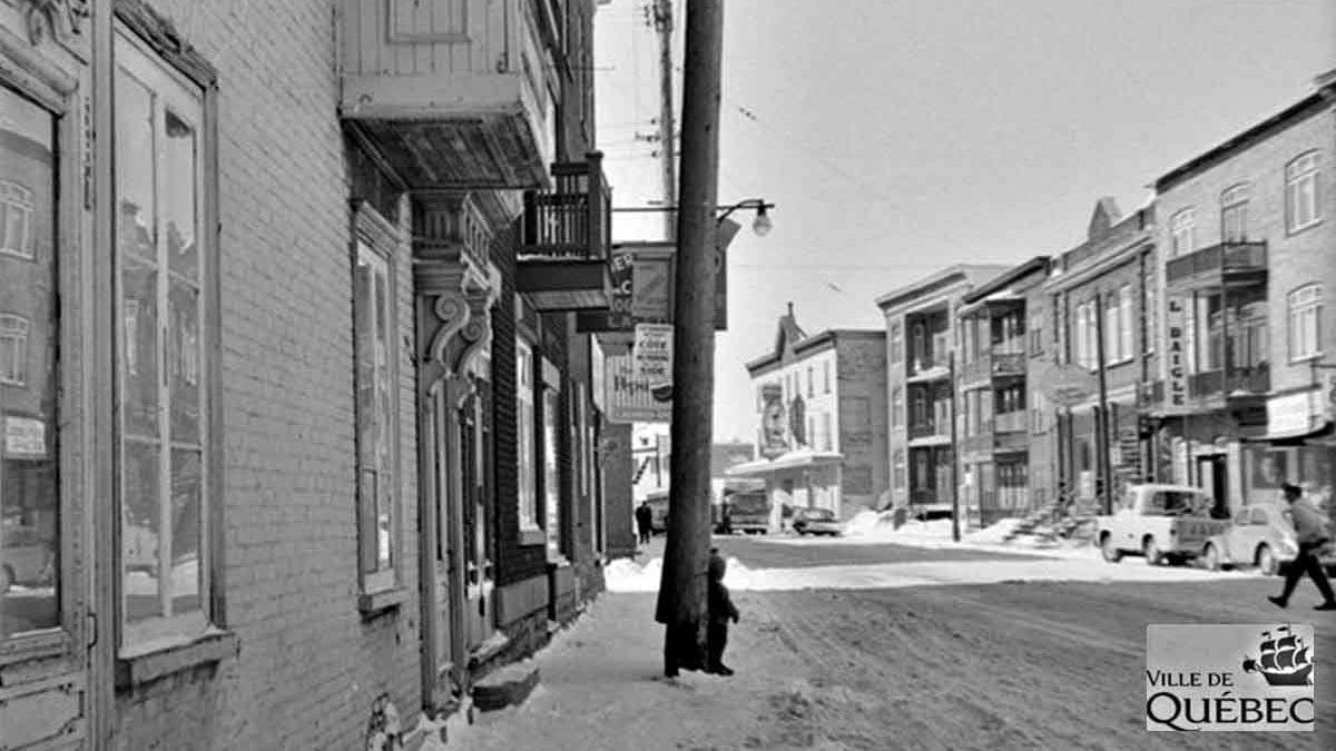 Saint-Sauveur dans les années 1960 (28) : rue Saint-Vallier Ouest | 16 février 2020 | Article par Jean Cazes