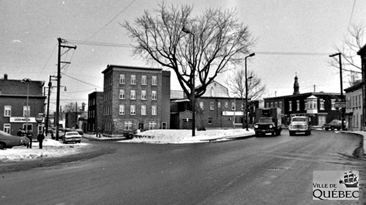 Saint-Sauveur dans les années 1970 (14) : intersection Bigaouette et Saint-Vallier Ouest | 15 mars 2020 | Article par Jean Cazes