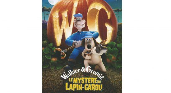 Wallace et Gromit : Le mystère du lapin-garou