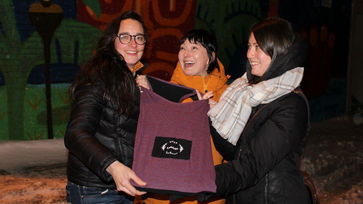 Le Camisac: un sac écolo fabriqué dans Saint-So!   18 février 2020   Article par Véronique Demers