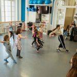 Fête d'enfants - École de danse de Québec (L')