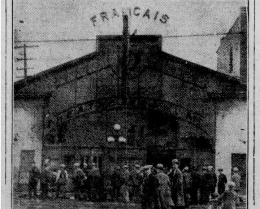 Le théâtre Français et le cinéma Laurier au coin Saint-Vallier - Carillon – 2 de 3 | 4 mai 2020 | Article par José Doré