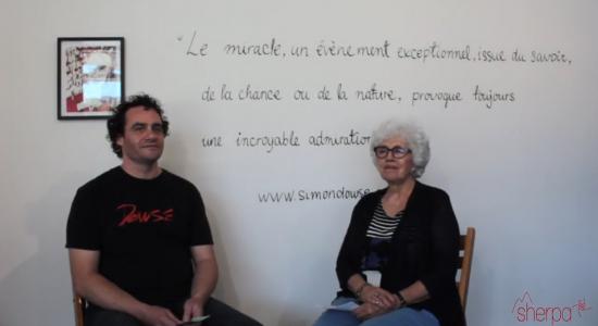Sherpa dévoile une tranche de vie spirituelle de Simon Dowse - Véronique Demers