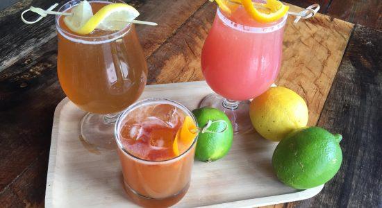 Cocktails à la bière   Griendel – Brasserie Artisanale
