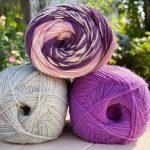 Arrivage de laines - Coeur de mailles