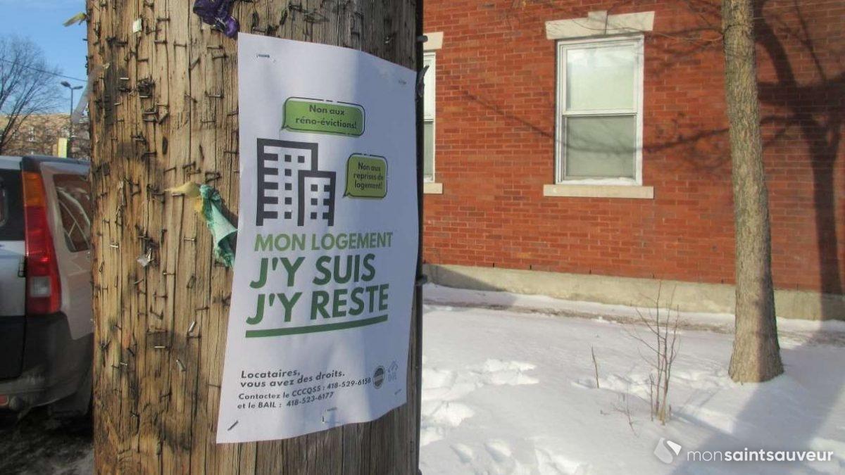 Des hausses de loyer qui préoccupent dans Saint-Sauveur | 4 janvier 2021 | Article par Julie Rheaume