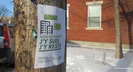 Des hausses de loyer qui préoccupent dans Saint-Sauveur - Julie Rheaume
