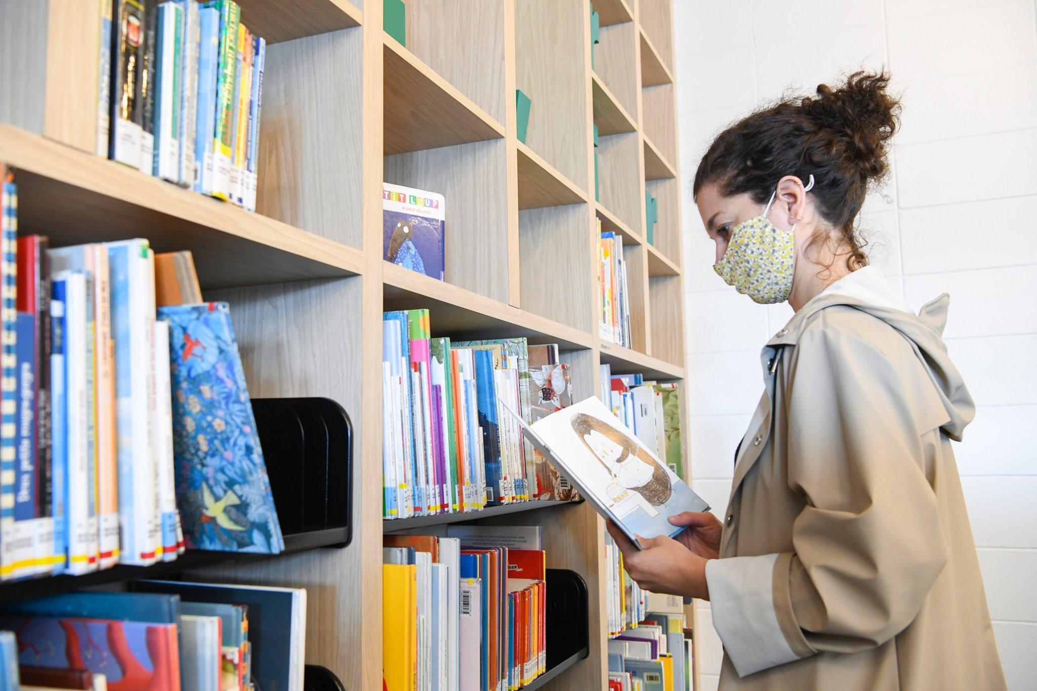 Bibliothèques ouvertes   Bibliothèque de Saint-Sauveur