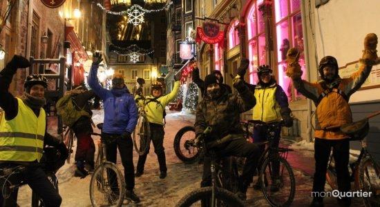 Des cyclistes militent pour un meilleur partage de la route - Véronique Demers