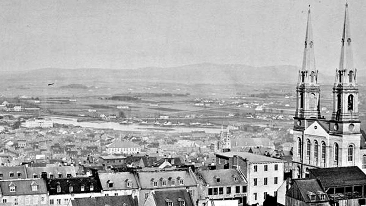 Histoire de l'aqueduc de Québec : 3- Une reconstruction après des conflagrations | 1 mai 2021 | Article par Réjean Lemoine