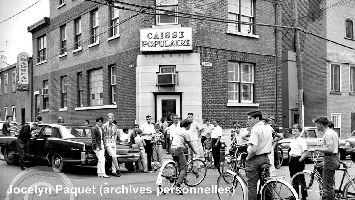 Saint-Sauveur dans les années 1966 (33) : vol à la Caisse populaire Notre-Dame-de-Grâce | 5 septembre 2021 | Article par Jean Cazes