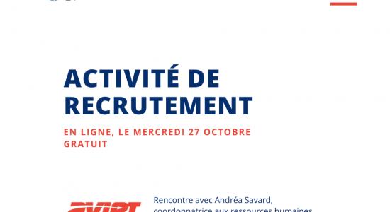 Capsule Point de vue de l'employeur - Avjet | TSAS