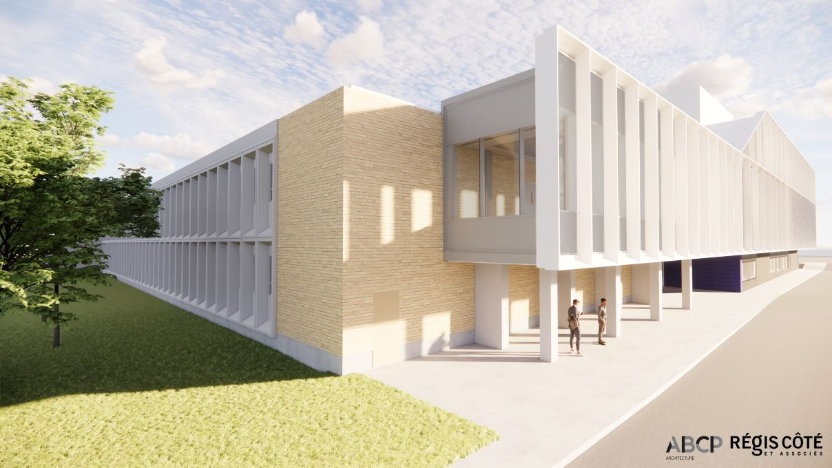 École Cardinal-Roy: les travaux terminés pour la rentrée 2023 - Julie Rheaume