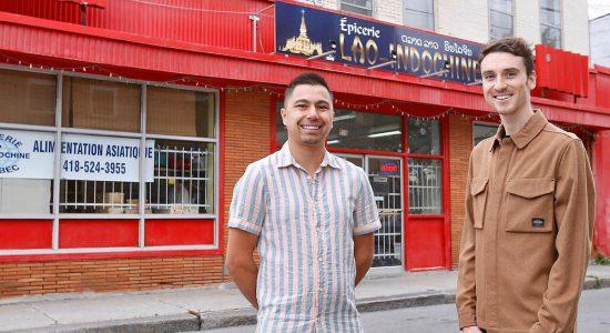 Relève familiale : l'épicerie Lao-Indochine devient Chanhda - Suzie Genest