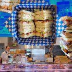 Menu sandwich - Pied bleu (Le)