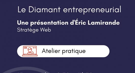 Le Diamant entrepreneurial