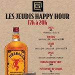 Les jeudis Happy Hour!   Quartier général (Le)