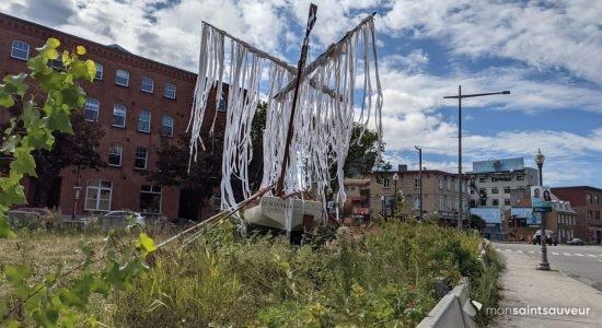 Un <em>Soupir</em> sur les friches urbaines - Suzie Genest