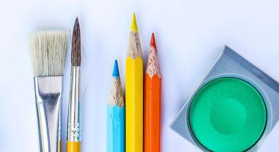 Séries de cours d'arts plastiques – Adolescents