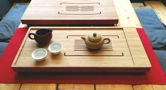 Atelier de dégustation: Le Gong Fu Cha et le Cha Dao