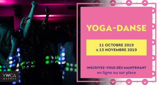 Yoga-danse avec dj