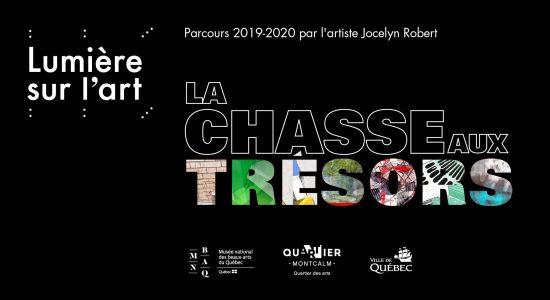 Lumière sur l'art 2019-2020 : La chasse au aux trésors