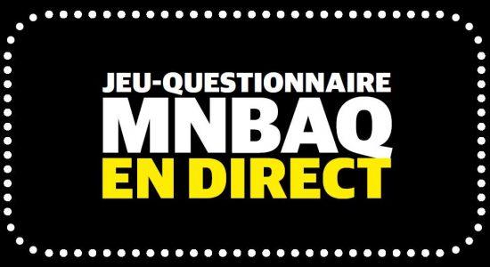 Jeu-questionnaire du MNBAQ