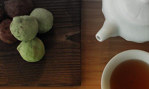 Chocolats et thés