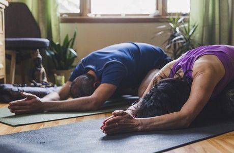 Yoga doux et méditation