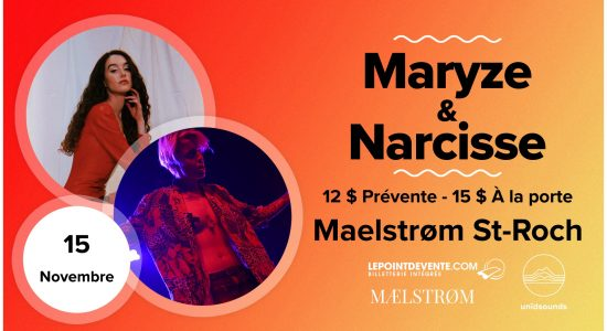 Maryze & Narcisse