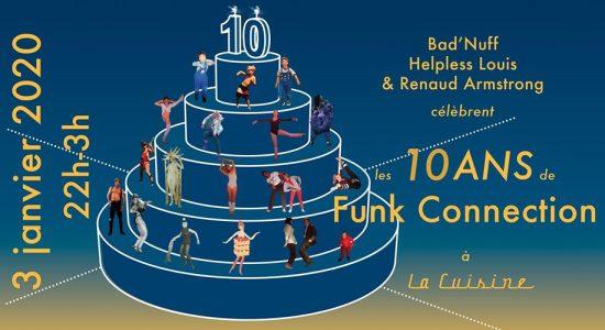 10e anniversaire de Funk Connection // Part 1 – The Darkside
